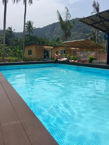 The swimming pool at or close to Feel@Chill Resort Koh Chang