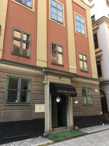 Foto hotell Hotell Gyllene Geten