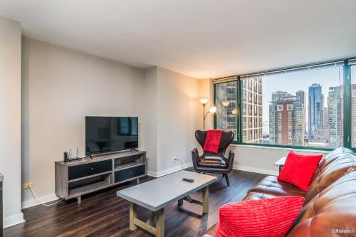 Furnished Suites Near Navy Pier