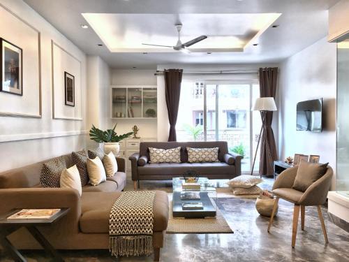 The Lotus Apartment