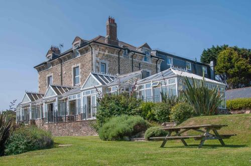 Best Western Porth Veor Manor Hotel
