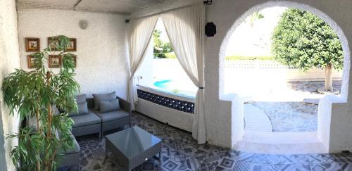 Villa Albir Lemon House