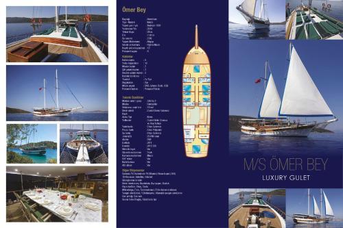Omerbey Yacht