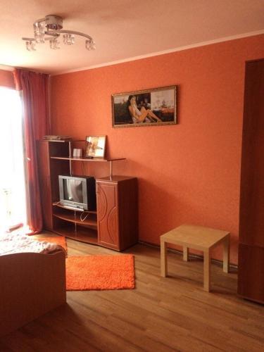 Гостиная зона в Apartment on Bydennogo 13A