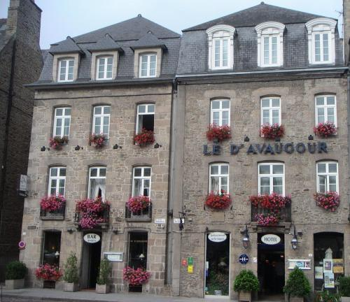 Hôtel Le D'Avaugour