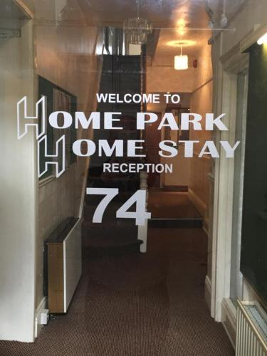 Home Park Homestay Plymouth UK Rooms