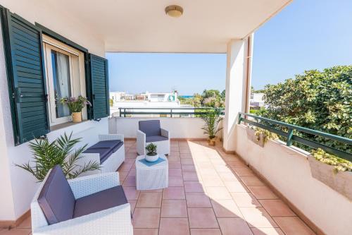 Appartamento Panorama Pantanagianni vicino al mare