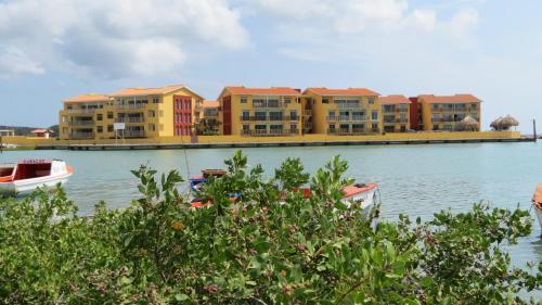 Condo with marina view Palapa Beach
