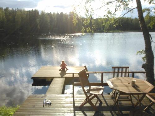 Lohja Chalet at Lake Enäjärvi