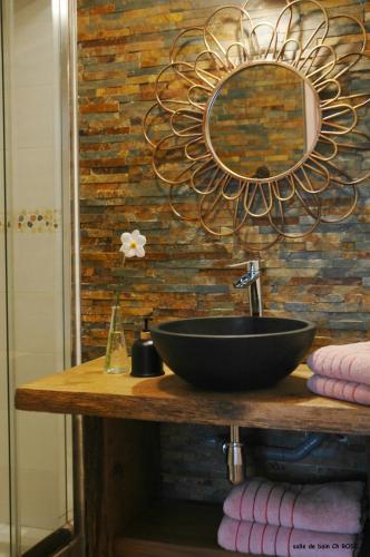 Chambres d'Hotes Belard tesisinde bir banyo