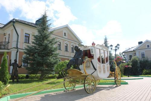 Аrt Hotel Nikolaevsky Posad