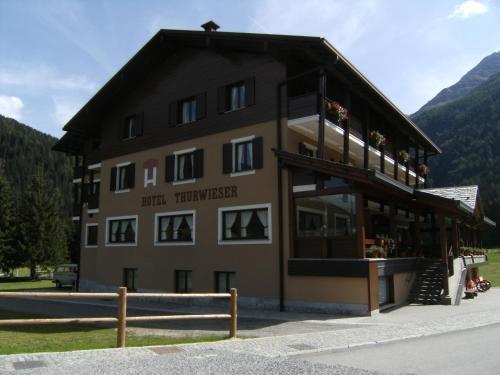Hotel Garni Thurwieser - B&B