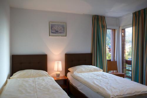 Hotel Helvetia Intergolf