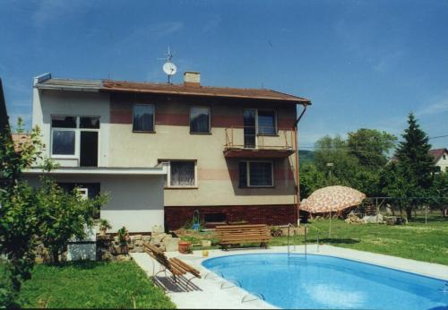 Ferienhaus in Mlade Buky 1