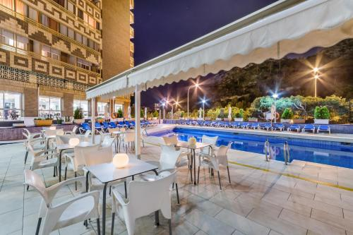 hoteles alicante tres estrellas