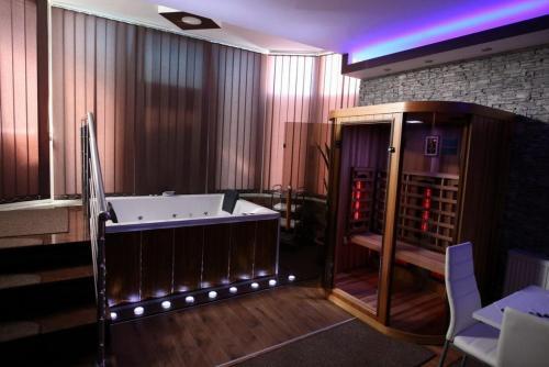 Spa i/ili sadržaji za wellness u objektu Apartments Villa Marija
