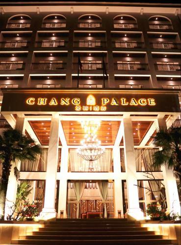 Afbeeldingsresultaat voor Chang Palace laos