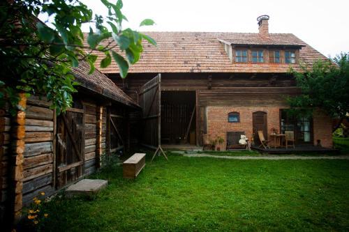 Barn guesthouse / Csűr vendégház