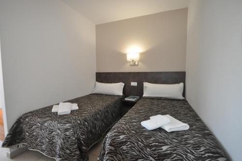 Aparthotel Safari Calella Spain Booking