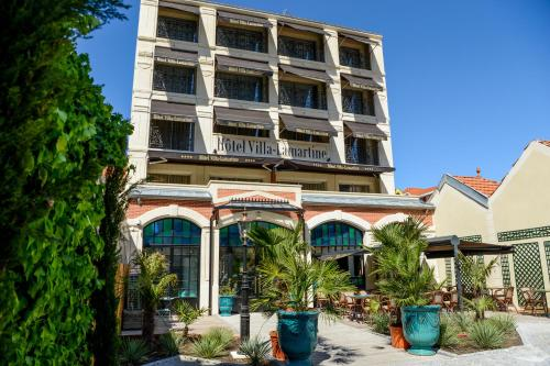 Hôtel Villa - Lamartine