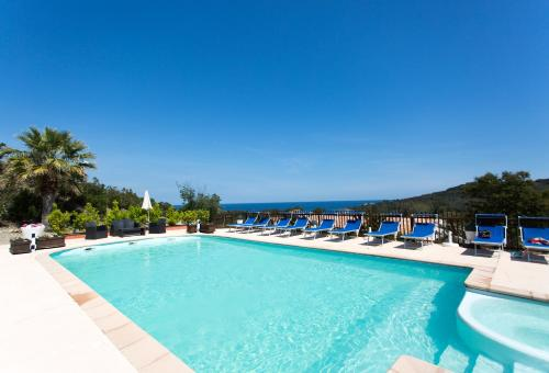 Chalet Corse Mare