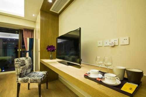 Chengdu Yuerong Theme Apartment