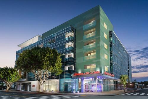 洛杉磯/聖莫尼卡漢普頓套房酒店