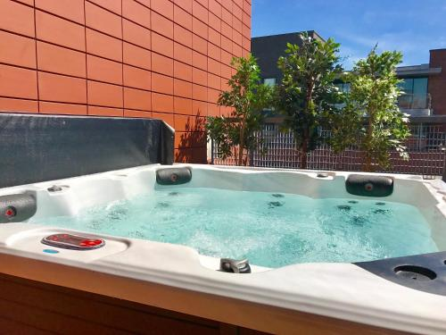 Luxury Hotels In Manchester With Jacuzzi In Room