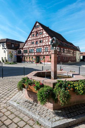 Hotel Der Schwan Deutschland Schwanstetten Booking Com