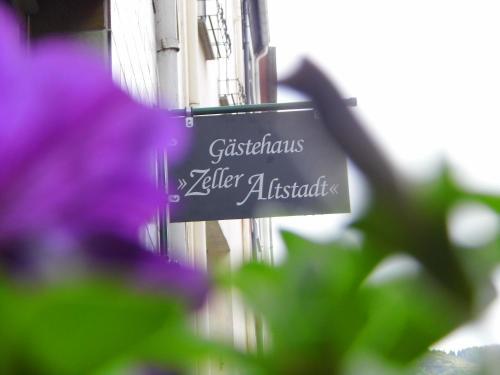 Gästehaus Zeller Altstadt