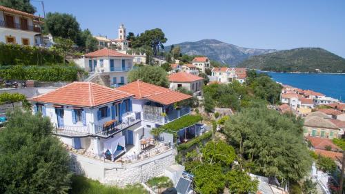 Bay View House с высоты птичьего полета