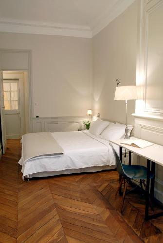 la Chambre d' Hugo à Lyon