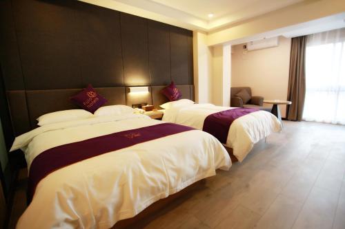 Xi'an Hua Mei Shi Mei Jing Apartment