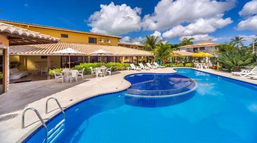 Excelente Hotel Porto Geraes Praia Hotel