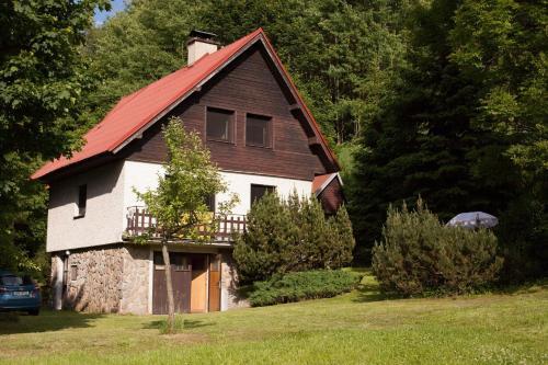 Ferienhaus in Babí u Trutnova 1
