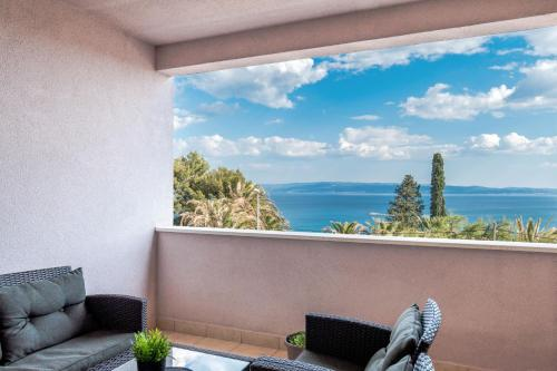 Apartment with beach view, Magis Red