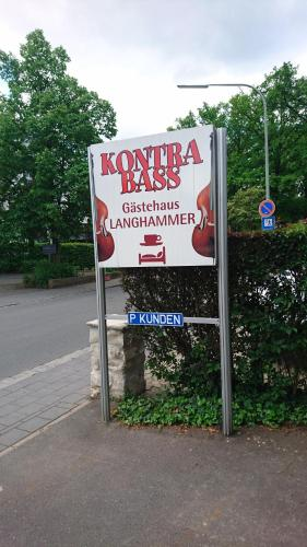 Gästehaus Langhammer