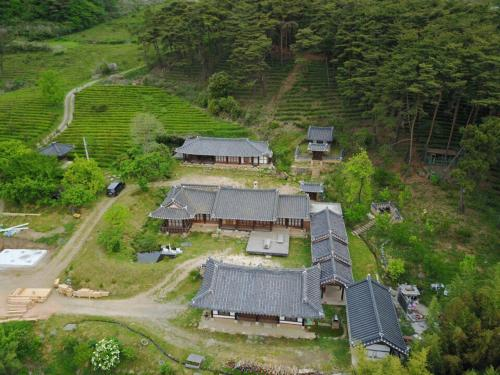 Korean Traditional House - Chungnokdang