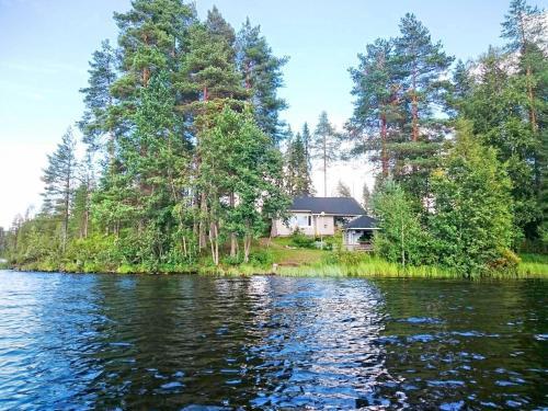 Ferienhaus mit Sauna (155)