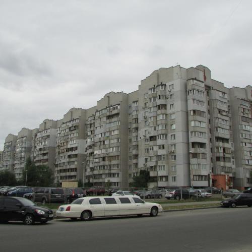 Hostel Golosiivo