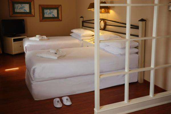 Suites del Bosque Hotel