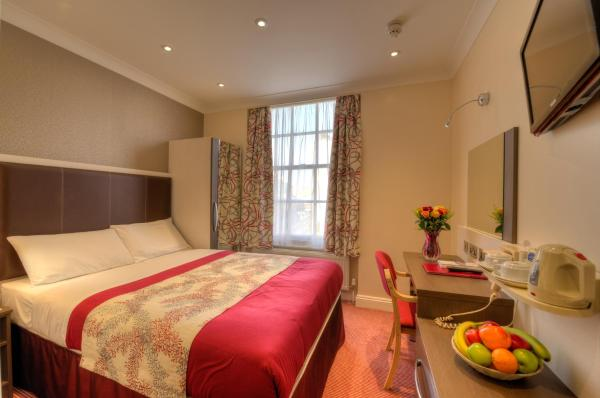 Comfort Inn Buckingham Palace Road London