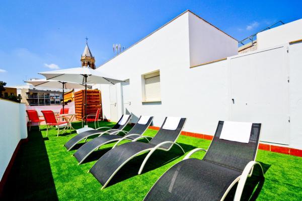 Apartamentos San Pedro
