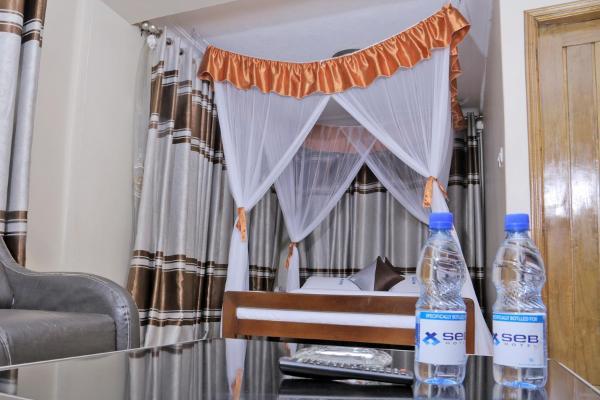 Seb Hotel Najjanankumbi