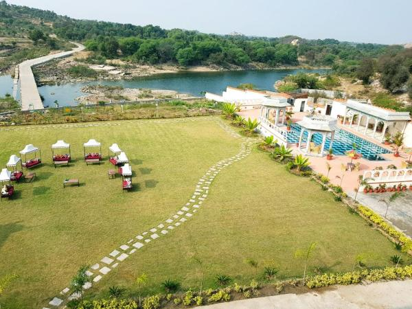 Castle Narela Lake Resort