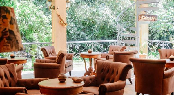 Anga Afrika Luxury Boutique Camp Nairobi