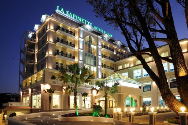 La Sapinette Hotel