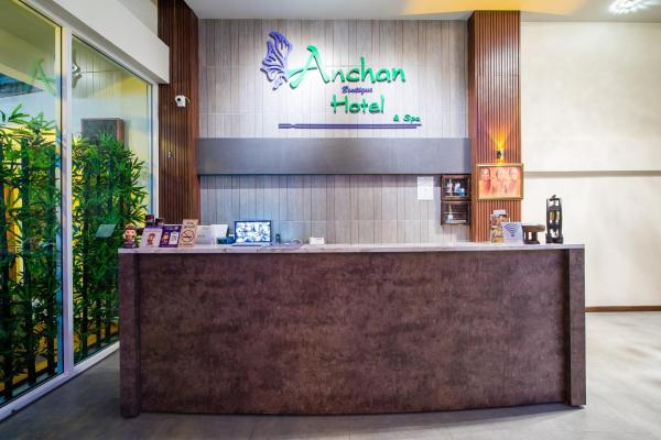 Anchan Hotel & Spa