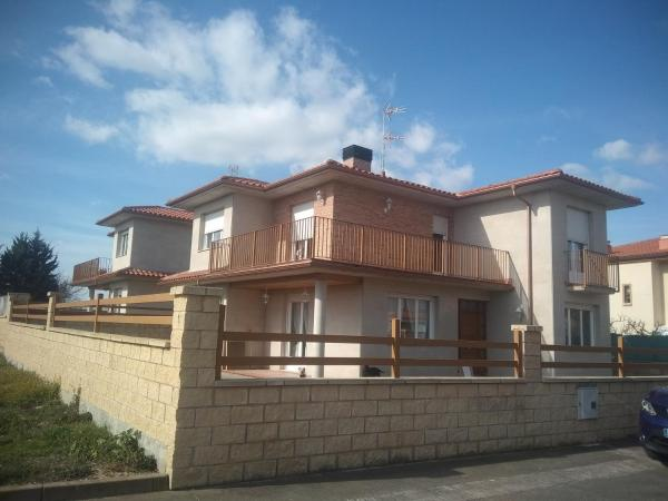 La casita de Villalarreina
