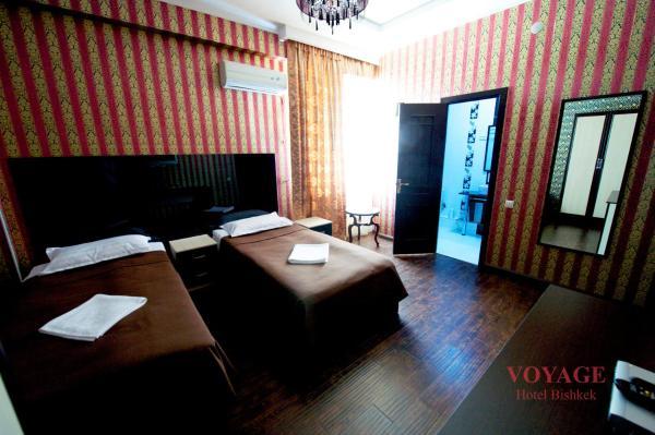 Voyage Hotel Bishkek